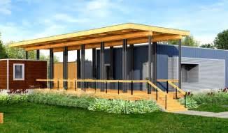 prefab homes 100k deltec launches line of efficient net zero energy