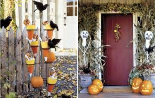 Halloween Decor Ideas Outdoor Outdoor Halloween Decorating Ideas Scary