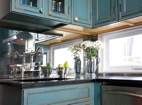 Mirrored Backsplash In Kitchen by Antiqued Mirror Backsplash For My Kitchen Pinterest