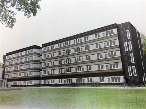 senior citizen section 8 housing addition to low income senior apartments proposed