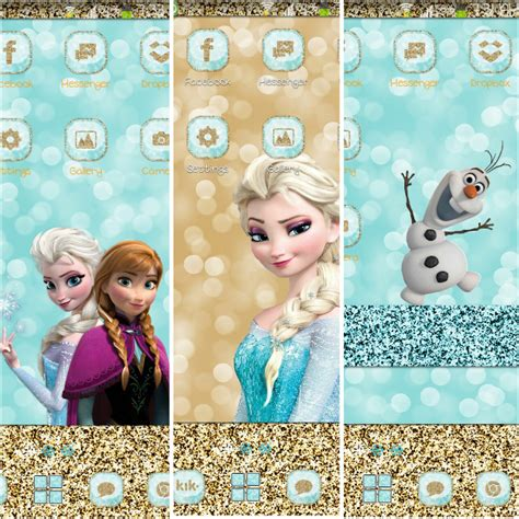 cute themes for tablet pretty droid themes disney frozen go launcher go sms