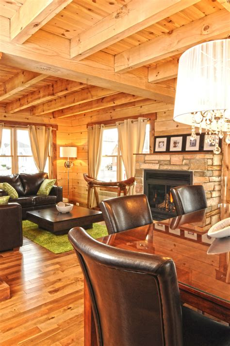 reducing allergens in your log home 171 real log style