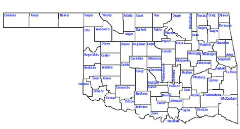 oklahoma counties map oklahoma breeders oklahomashowpigs