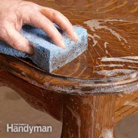25 unique cleaning wood furniture ideas on