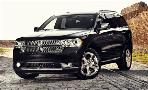 dodge durango citadel 2011 car and driver