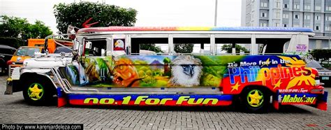 jeep philippines inside what michael likes 10 facts the jeepney has