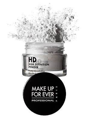 Make Up For Hd Powder mufe hd microfinish powder 8 5g glow makeup