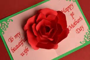 beautiful card to make for s day s day beautiful mothers