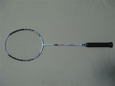 Raket Gosen Grapower 7 merk raket badminton terbaik di dunia kaskus the largest community