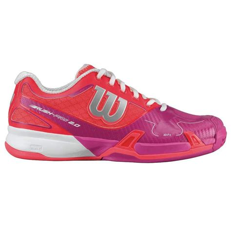 sporting goods tennis shoes wilson pro 2 0 w all court tennis shoes sports shoes