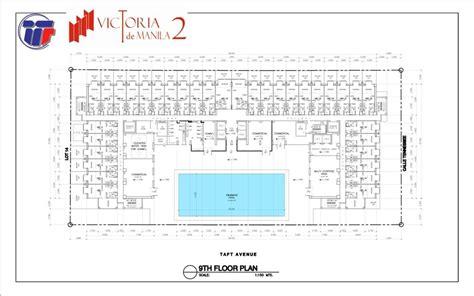 floor plan victoria de manila 2