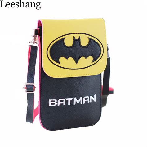 Icd2 Dompet Koin Pu Coin Bag Pouch Dompet Koin Character buy grosir batman dompet koin from china batman