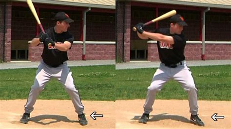 baseball swing steps 7 12 baseball launch phase timing step stride learn