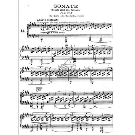 tutorial piano claro de luna beethoven sonata claro de luna op 27 n 250 m 2