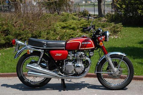 honda cb 350 four 1972 1975 die mini four aus japan