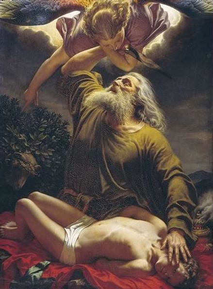 did abraham kill his son isaac killing in the old testament is it just objection