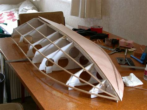 boat construction model jet boat project