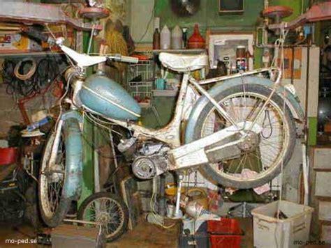 Sachs Motor Oljebyte by In The Garage