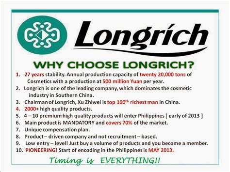 Business Plan Work From Home Sell by Work From Home Sell Longrich Products Recruit More