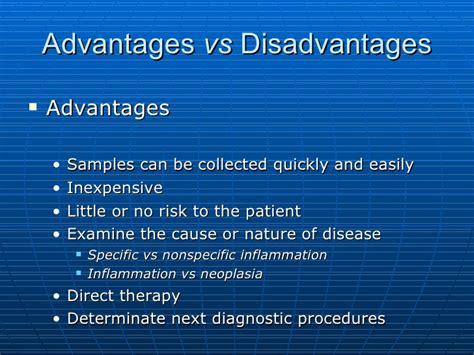 section 74 drawback 2 pathological diagnosis of cancer