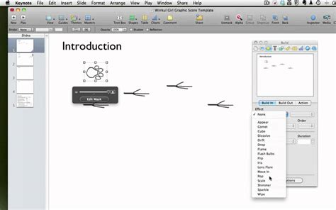 youtube tutorial keynote animations in keynote 09 tutorial youtube