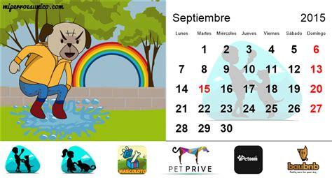 Calendario Guatemala 2015 Calendario 2015 De Perros El Salvador Mi Perro Es 218 Nico