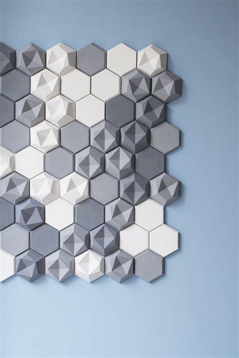 design milk tiles edgy hexagonal wall tiles for kaza concrete design milk