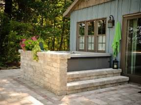tub patio ideas best 25 tub patio ideas on patio