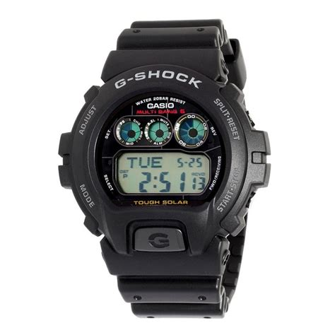 casio gw6900 1 g shock atomic digital sport s