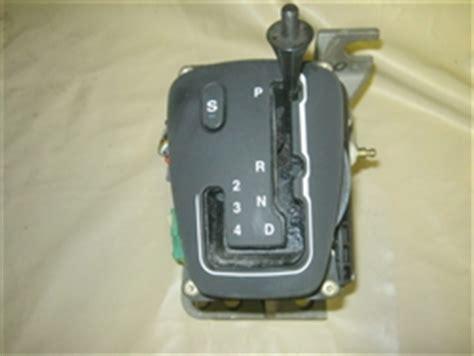 Jaguar X Type Gear Shift Lever Used C2s46867