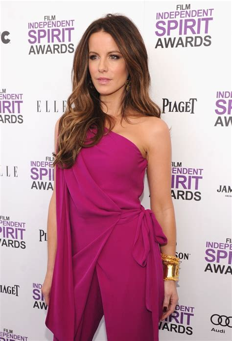 Independent Spirit Awards Kate Beckinsale by Whiskey At The 2012 Independent Spirit