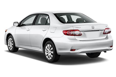Toyota 2013 Corolla 2013 Toyota Corolla Reviews And Rating Motor Trend