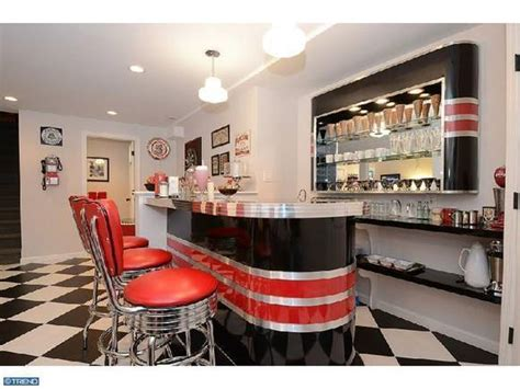 Floor And Decor Atlanta Ga 7 homes for sale with a 1950s style diner inside huffpost
