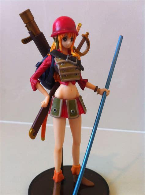 One Styling Nico Robin Nami Dressrosa Set Ori Bandai one styling nami z
