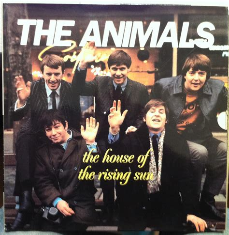 house of the rising sun animals the house of the rising sun by the animals lp with shugarecords ref 3066032930