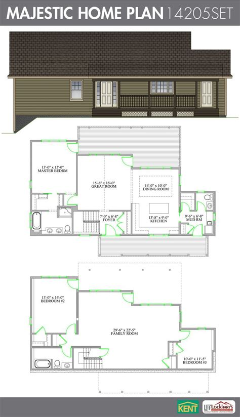 Garage 1217 17 best images about bungalow home plans on pinterest