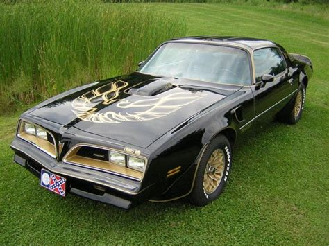 fast pontiac cars 1978 trans am great car until the plastic started to go