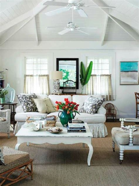 living room table and chairs cottage style living rooms with vintage chairs and