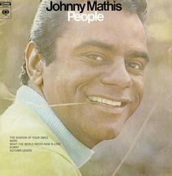 johnny mathis album covers people johnny mathis album wikipedia