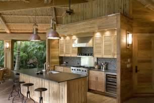 Tropical Kitchen Design Tropical Kitchen