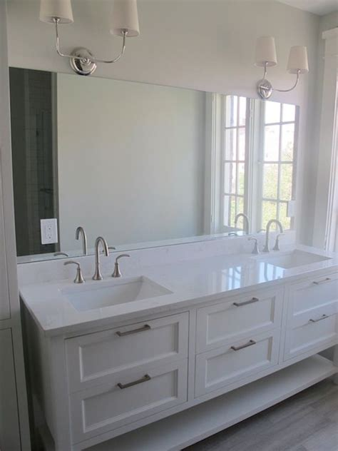 painting a bathroom vanity white creamy white bathroom cabinets painted benjamin moore