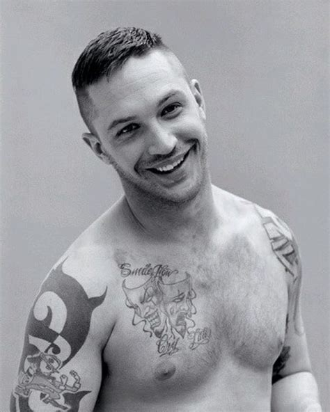 hair  tom hardy haircut  hairstyles
