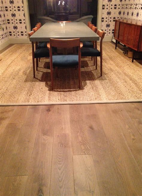 A American Custom Flooring by Harvest White Oak Flooring Mountain Lumber
