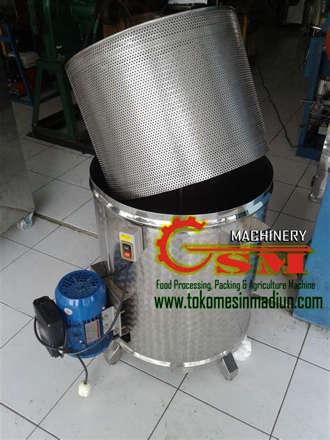 Minyak Goreng Per Kg mesin peniris minyak goreng kapasitas 10 kg lokal