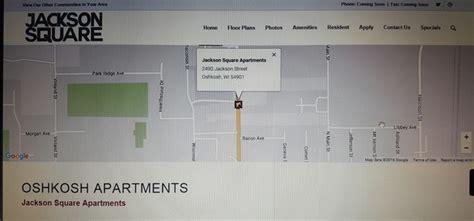 1 bedroom apartments oshkosh wi 2490 jackson st oshkosh wi 54901 rentals oshkosh wi