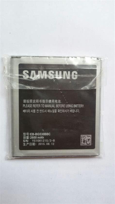 Promo Samsung Galaxy Grand Prime G530 Adss Battery Dp 3200mah Baterai buy original eb bg530bbc battery 2600mah for samsung galaxy grand prime g530 in india
