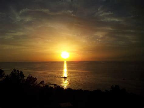 Wann Sind Sonnenaufgang Und Sonnenuntergang Auf Mallorca