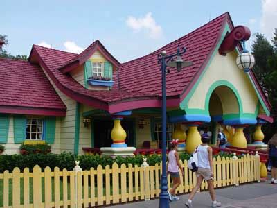 minnie s house disney world mickey s country house