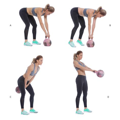 swing moves functional fitness kettlebell exercises for strength and