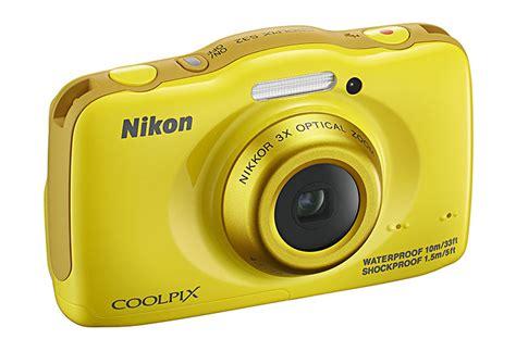 Kamera Nikon S32 zwei wasserdichte kompaktkameras nikon fotointern ch tagesaktuelle fotonews